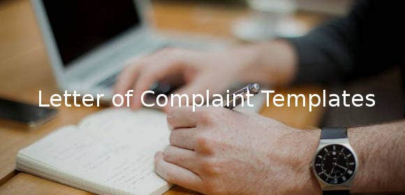 letterofcomplainttemplate1