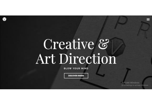 provolio wordpress theme for creative minds