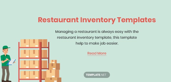 17 Restaurant Inventory Templates Free Sample Example Format Download Free Premium Templates