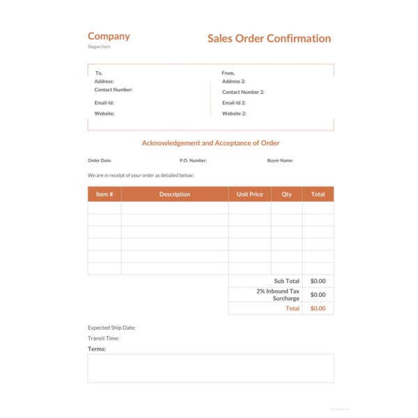 sales-order-confirmation-template