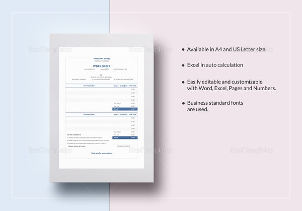 sample-work-order-template
