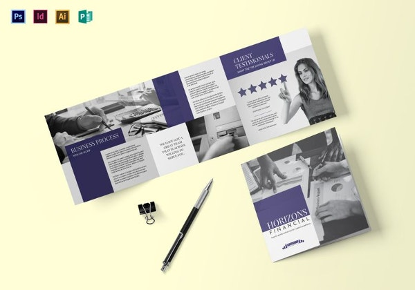 square-brochure-template