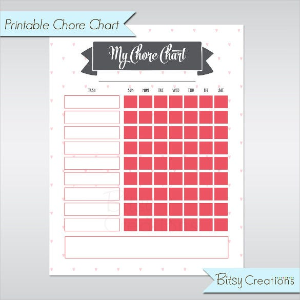 Blank Chart Template   Free Psd Vector Eps Word Pdf Format