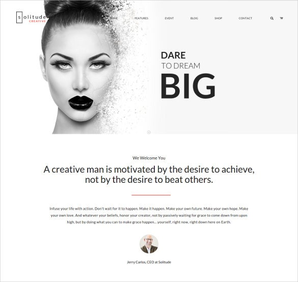 solitude business bootstrap theme