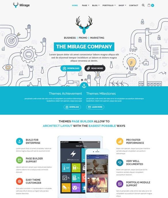 20 Marketing Bootstrap Themes Templates Free Premium Templates