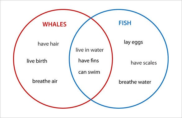Sample Venn Diagram Acurnamedia