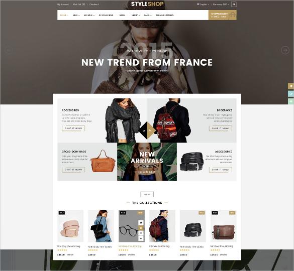 styleshop responsive multipurpose ecommerce magento 2 theme