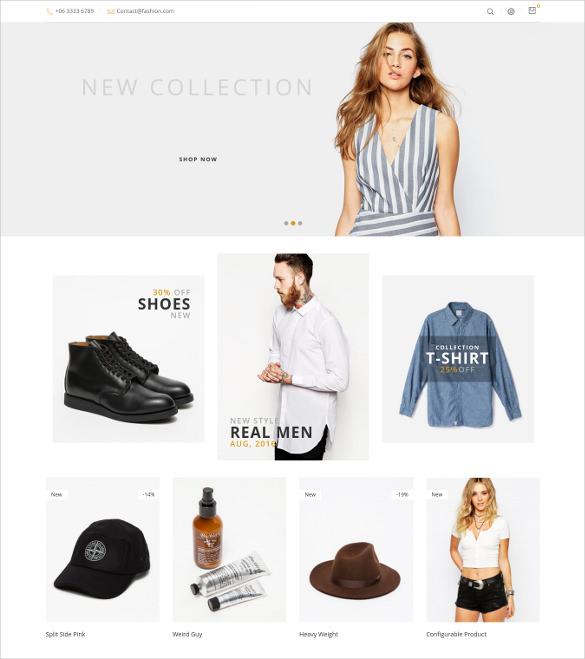 bleu – multipurpose responsive magento ecommerce theme