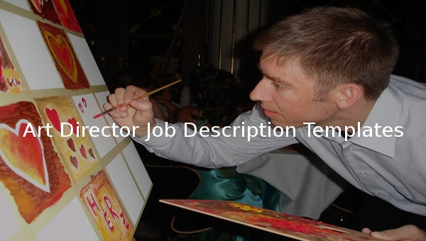 art director job description template