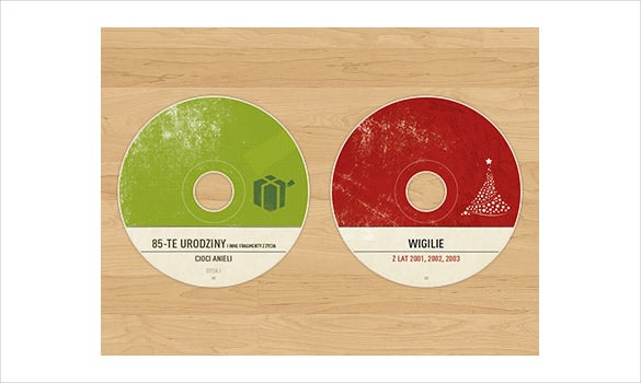 custom dvd labels template download
