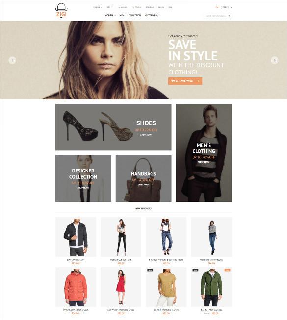retail responsive magento blog theme