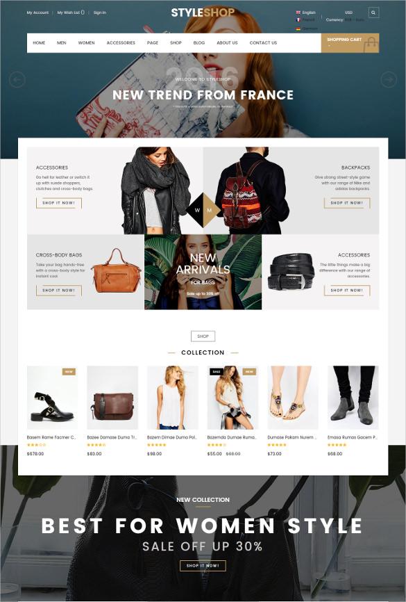 responsive retail multipurpose magento html5 theme
