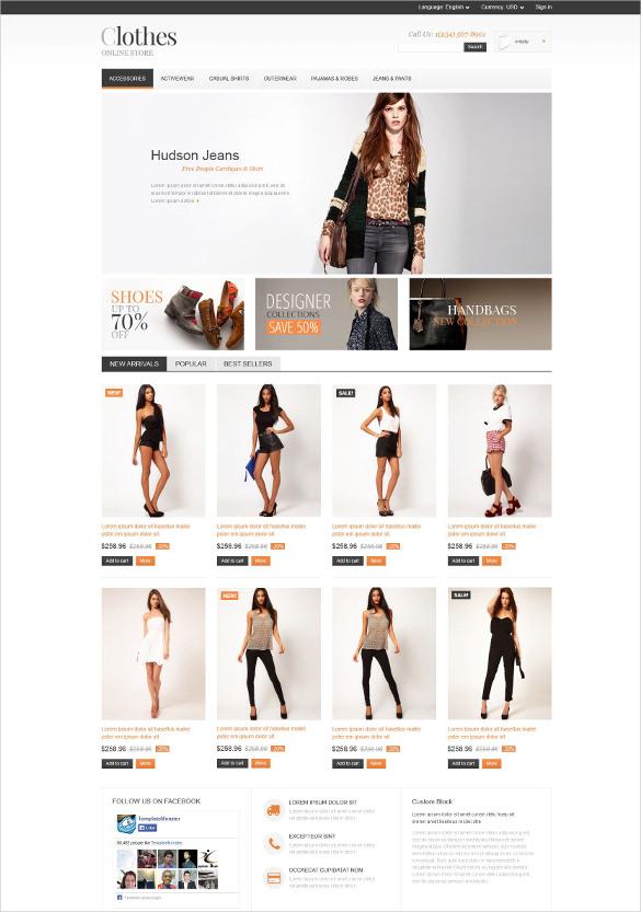 retail responsive wordpress bootstrap theme