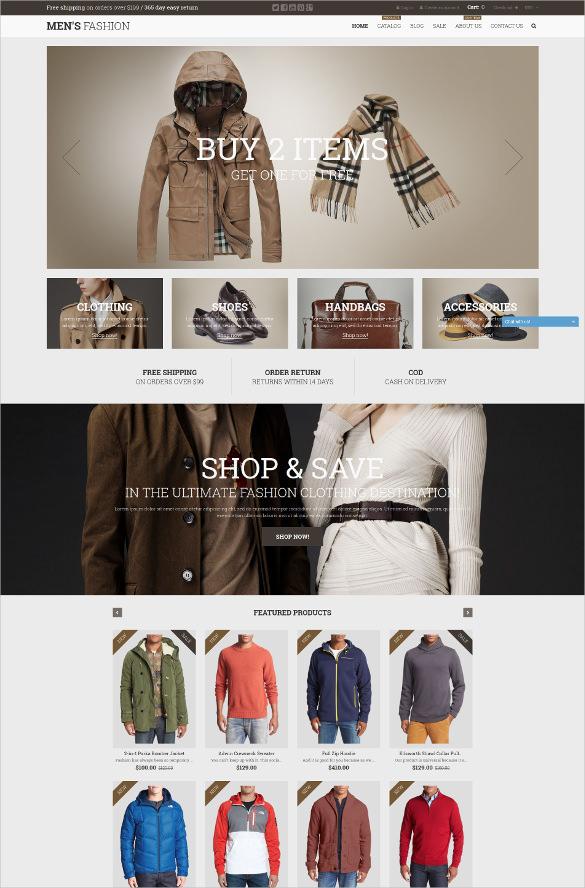 retail fashion shopify bootstrap theme
