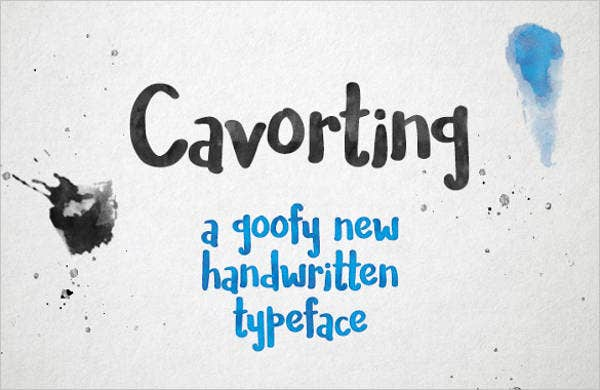 Free Handwriting Fonts Download