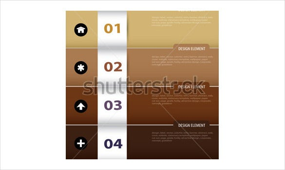 vector file folder label template paper on white background
