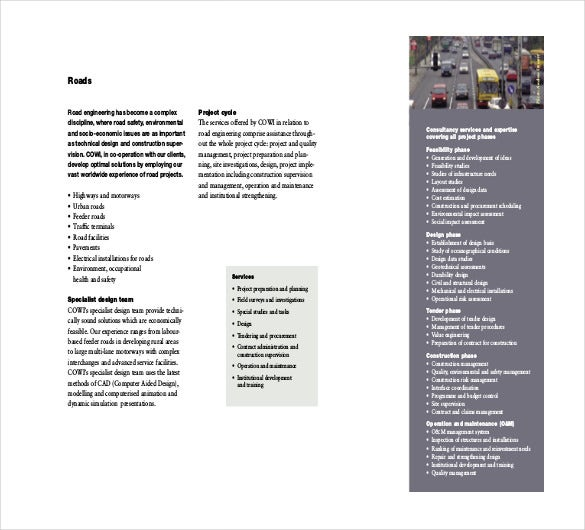 highway project report pdf
