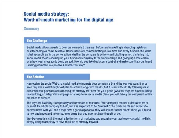 word of mouth marketing for the digital age