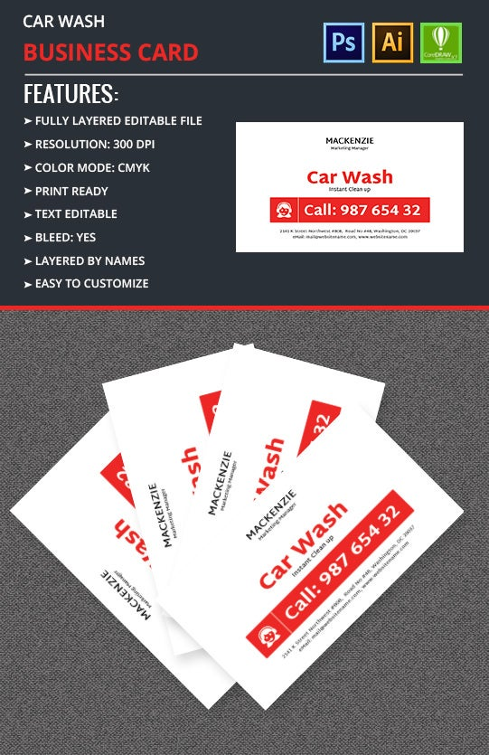 Carwash_BusinessCard