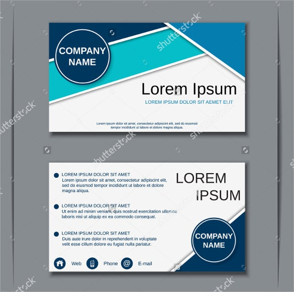 format address label vector template