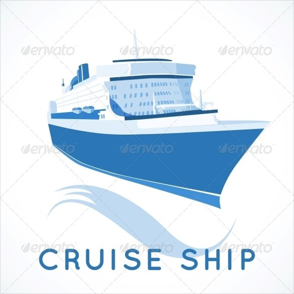 cruise ship label format