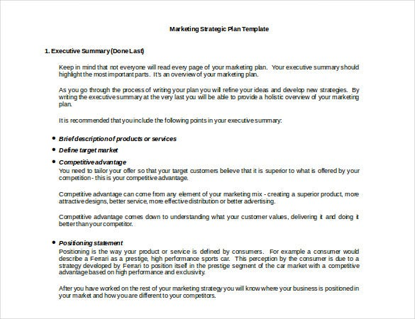 Marketing strategy template 13 word pdf documents download smallbusinesswa if you need help in writing a marketing plan this template here would be the thing for you with its guidelines on what points to flashek Choice Image