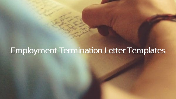employmentterminationlettertemplates