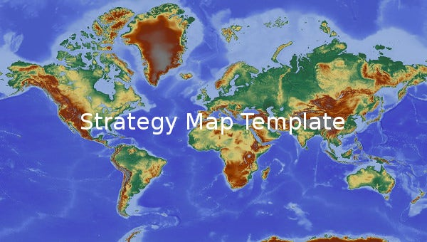 strategymaptemplate