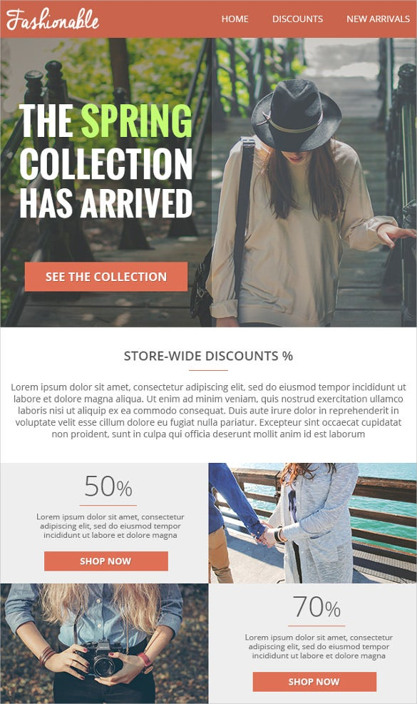 responsive retail fashion email psd templates1