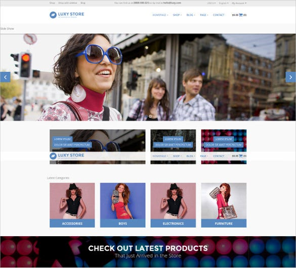 retail multipurpose virtuemart joomla template