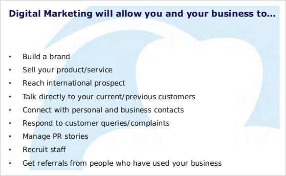 building an effective digital marketing strategy