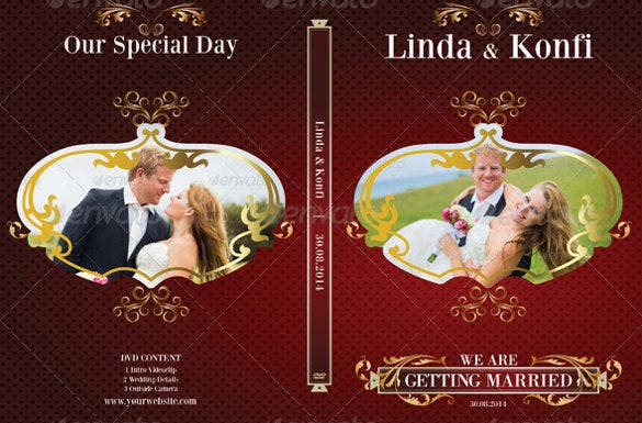 Dvd Label Templates  Free Sample Example Format Download