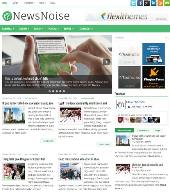 30 news blog themes templates free premium templates free modern news wordpress blog theme saigontimesfo