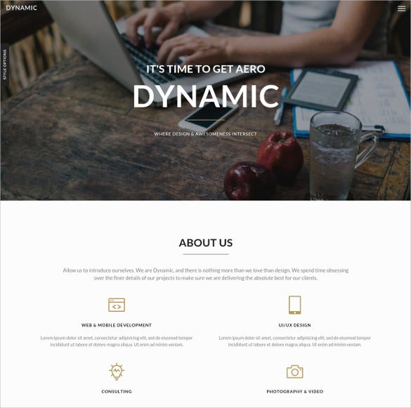 30+ dynamic php website themes & templates | free & premium templates, Powerpoint templates