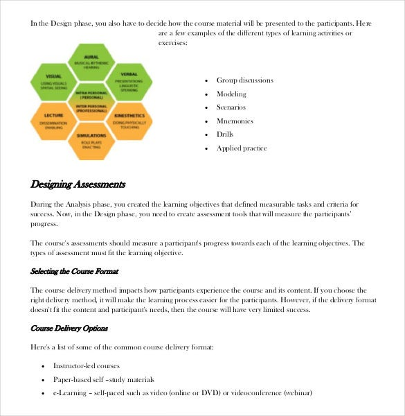training strategy template  u2013 11  free word  pdf  documents download