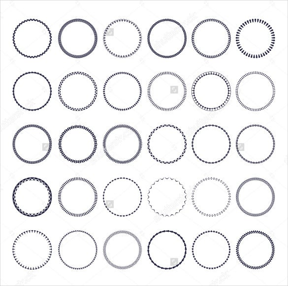 27 round label templates free sample example format download free premium templates. Black Bedroom Furniture Sets. Home Design Ideas