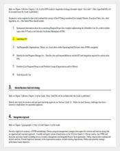 Free Download Acquisition Strategy Doc Format Template