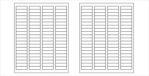 Free Label Templates  Free Sample Example Format Download