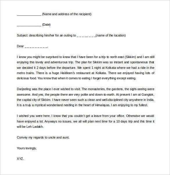character reference letter for college application
