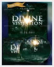 Divine Visitation Flyer Postcard Format