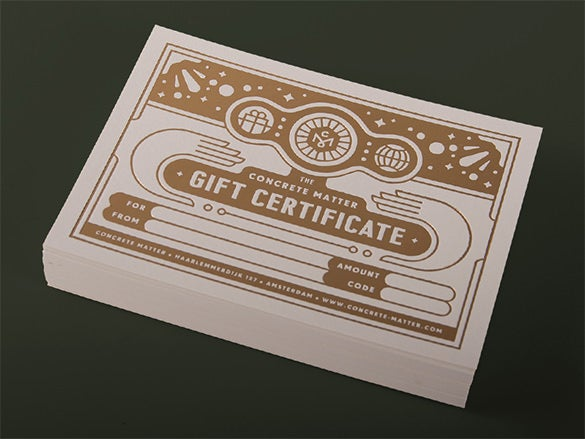 concrete matter gift certificate download