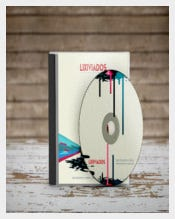 DVD Case Photoshop Template