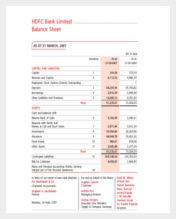 bank audit report