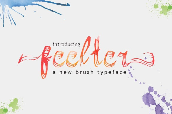 Monday (March 7th) Font - Feelter Typeface
