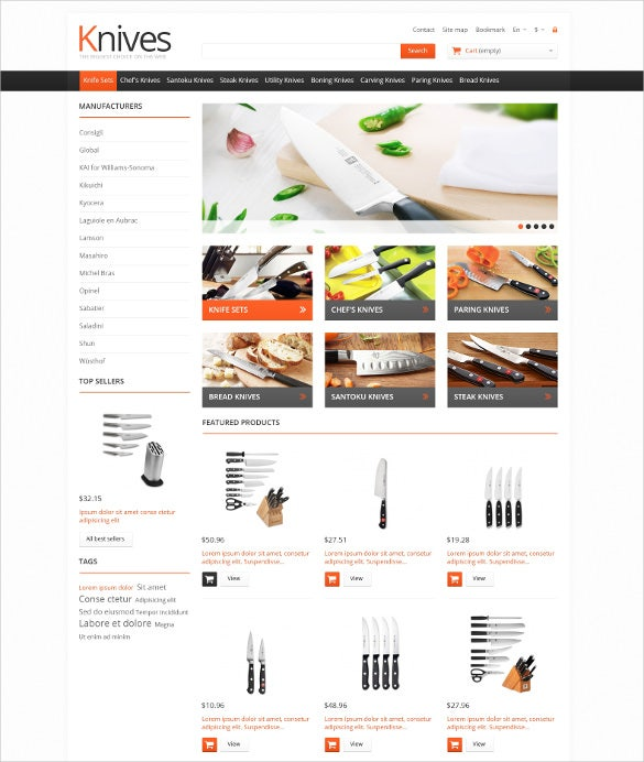 24 easy website themes templates free premium templates. Black Bedroom Furniture Sets. Home Design Ideas