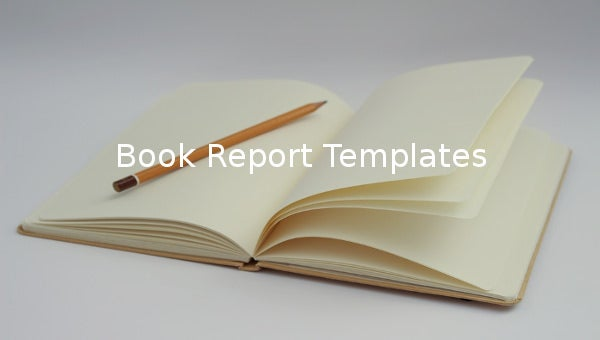 bookreporttemplates