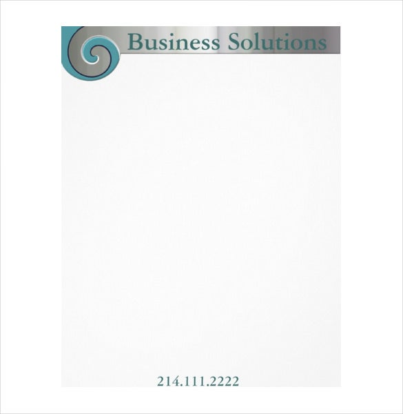 professional letterhead download 1