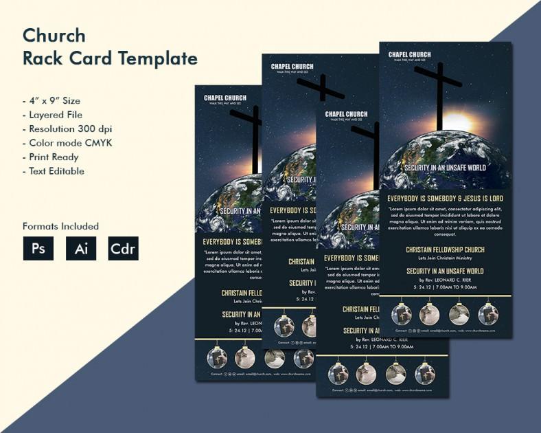 Church__Rackcard