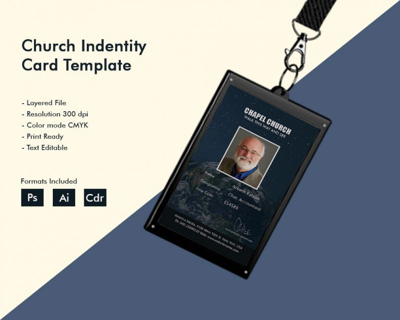 Church_Indentitycard