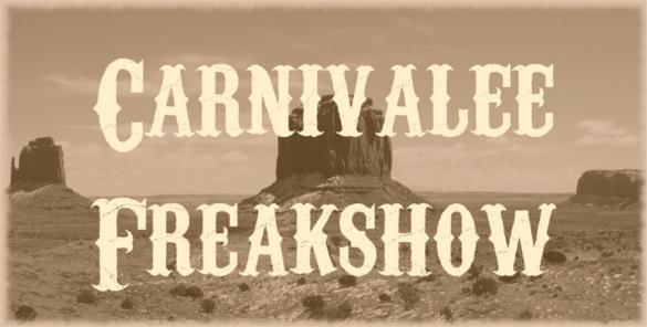 carnivalee freakshow font free download